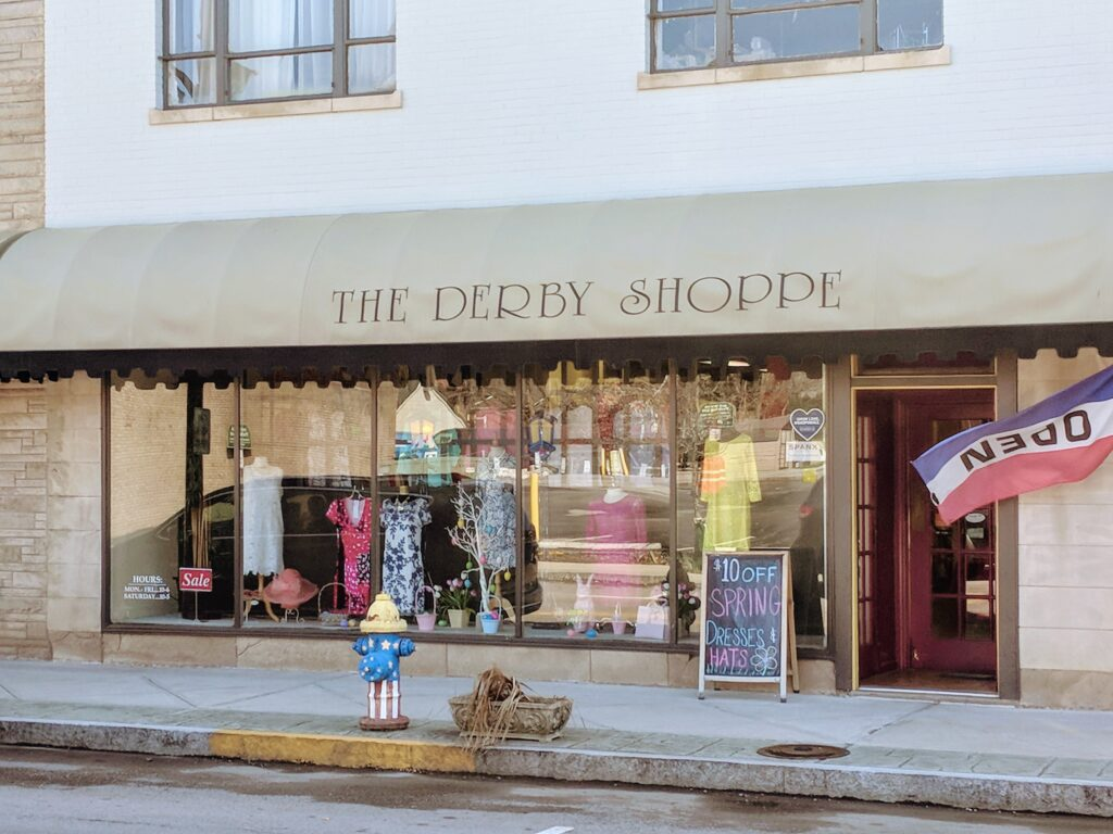 Derby Shoppe and Raggs