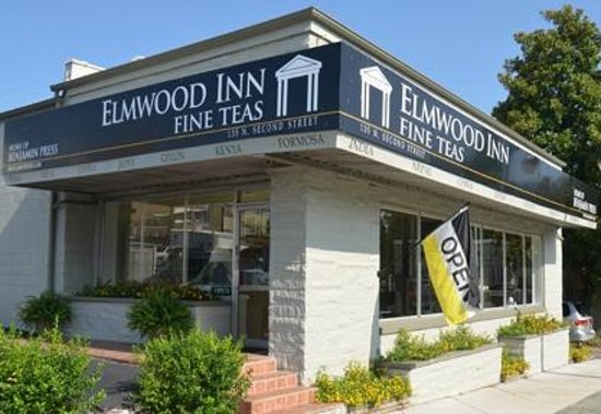 Elmwood Inn Fine Teas