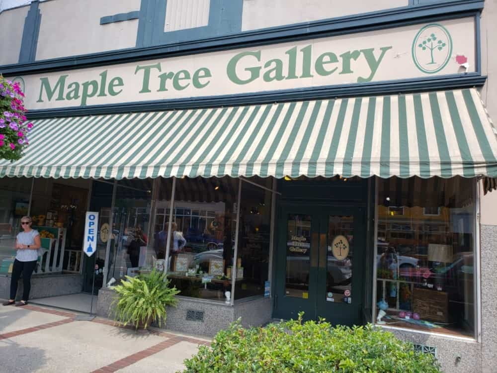 Maple Tree Gallery